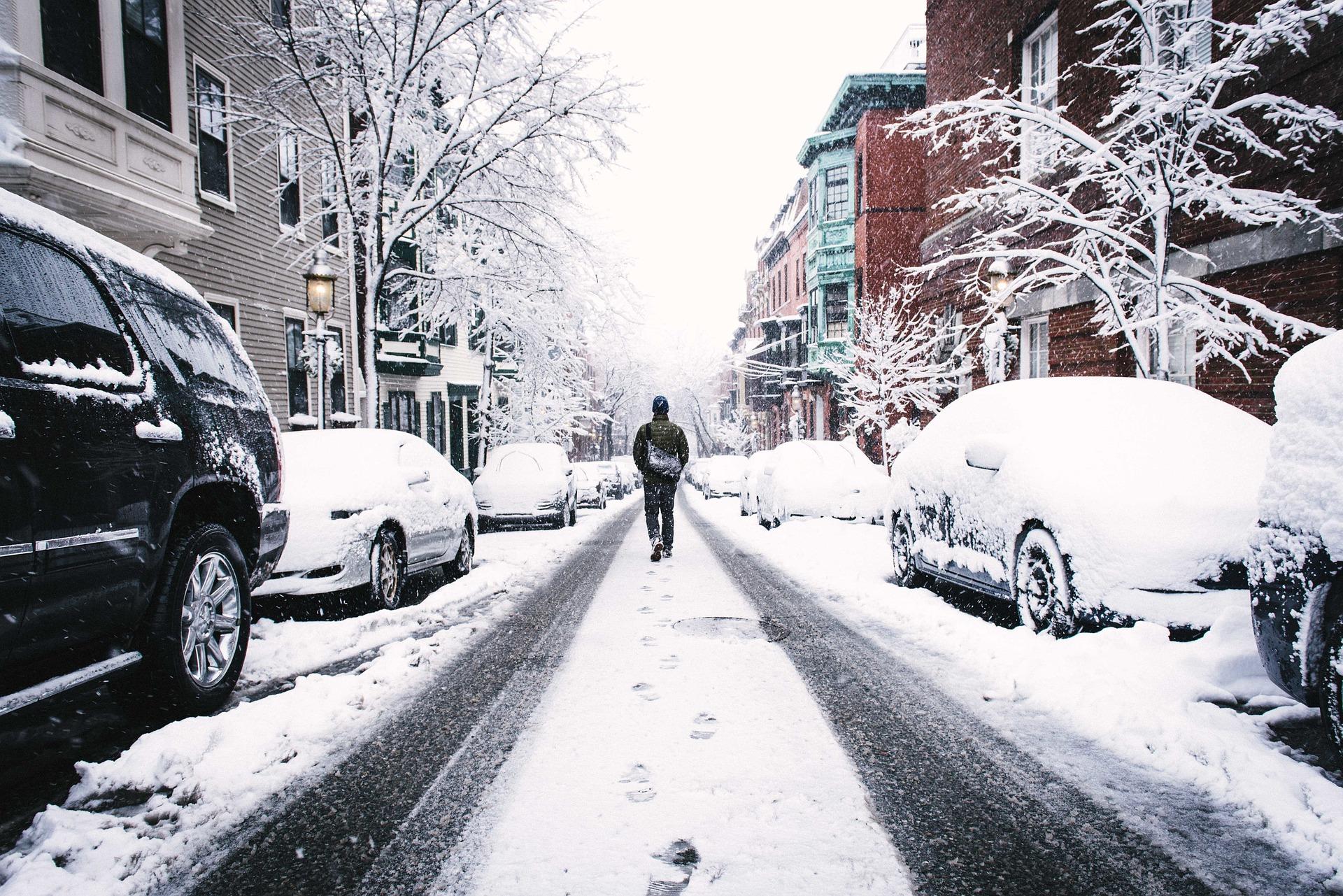 Welche Pflichten haben Eigentümerinnen und Eigentümer von Immobilien im Winter?
